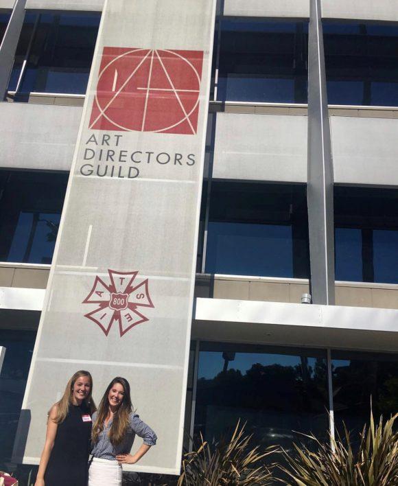 alum at art directors guild