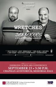 Poster for Wretches & Jabberers.