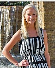 Silje Gaugstad, an International student from Norway