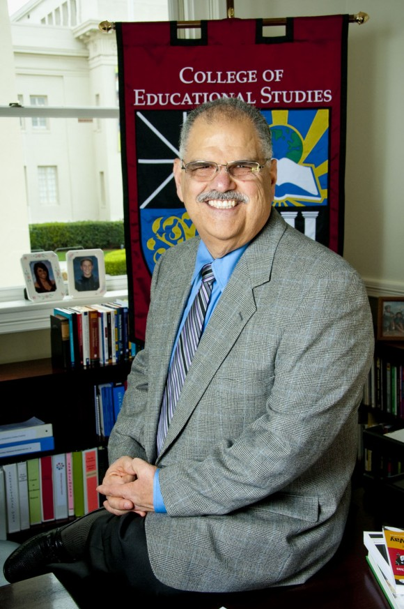 Donald Cardinal, Ph.D., Dean of the College of Educational Studies