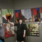 Artist Suzanna Bond