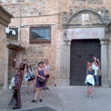 CES students outside the Museo Del Greco; Toledo, Spain.