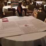 Ph.D. Student Maryann Krikorian at HICE Conference