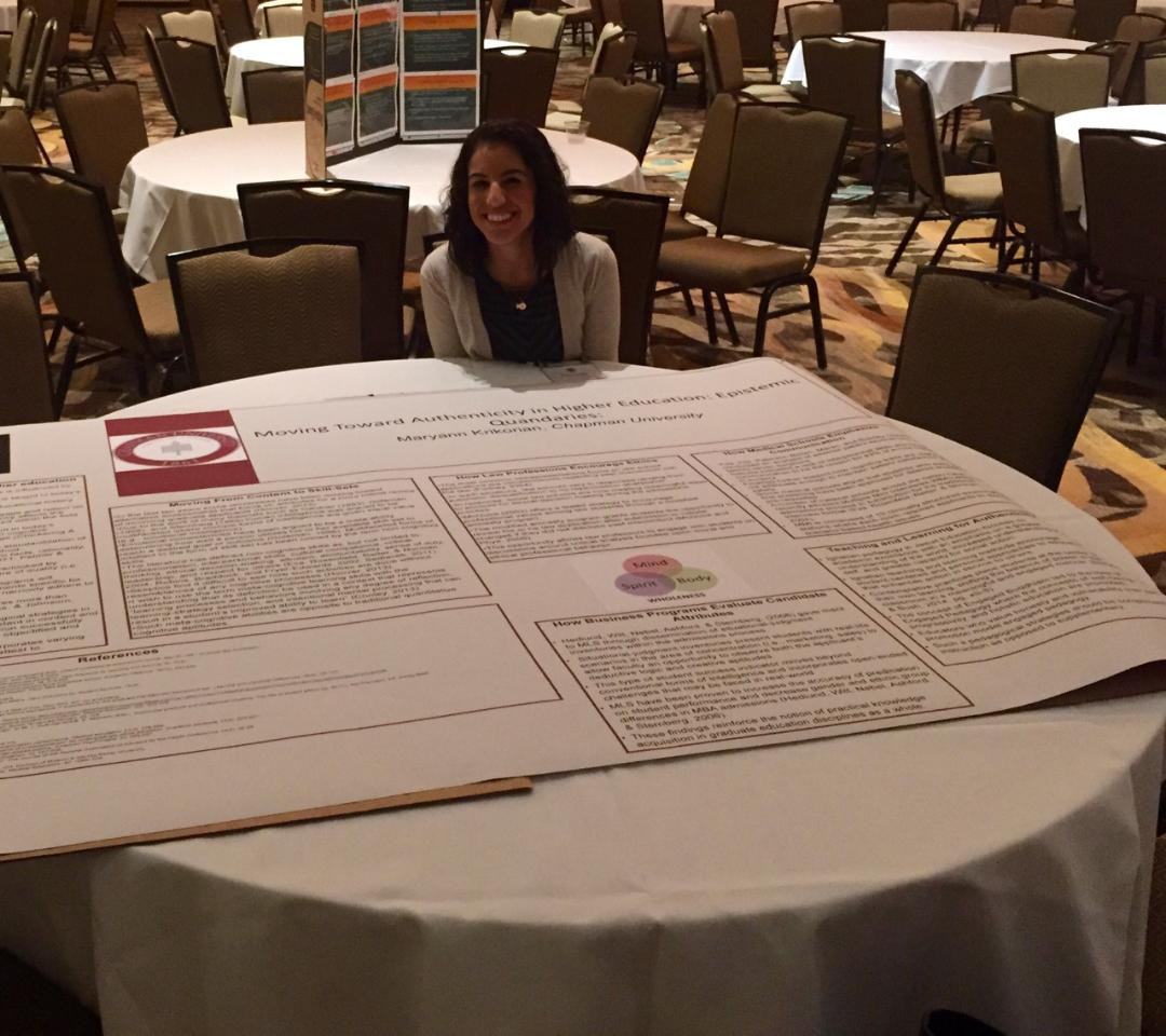 Embodied Conferencing: Ph.D. Students Attend and Present at the ...