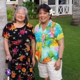 From Left to Right: Dr. Susan Alter and Dr. Suzanne SooHoo