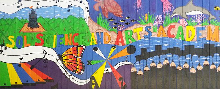 El Sol Science and Arts Academy masthead