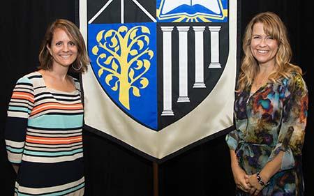 Courtney Kinney, 2017 Joan Turner Cox Fellowship Recipient