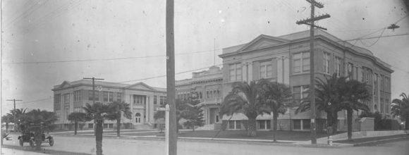 Orange Union High School, 1913