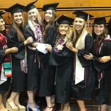 MACI cohort graduates on commencement day
