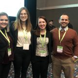 Attallah Faculty and Undergrad Students Present at National Literacy Conference