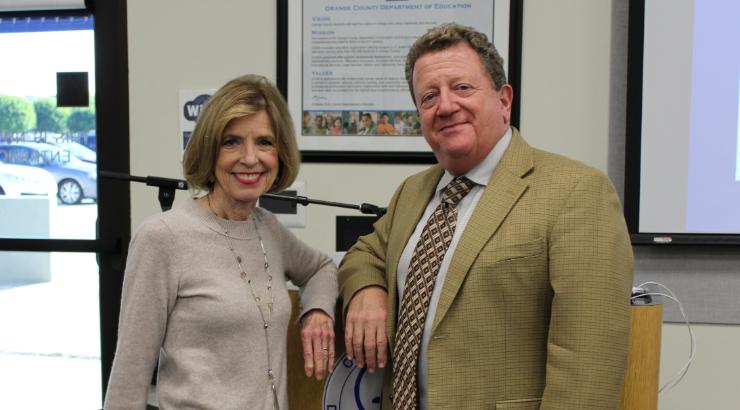 Drs. Richard A. Villa and Jacqueline Thousand