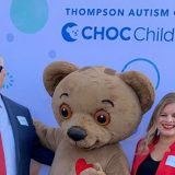 TPI staff at Thompson Autism Center at CHOC Children's Ribbon Cutting