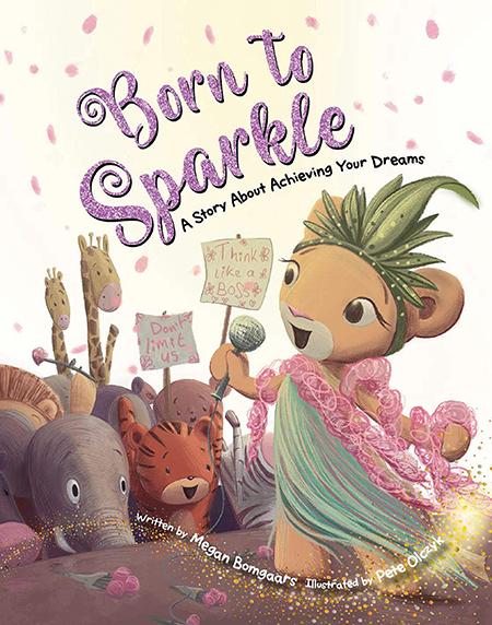 Born to Sparkle book cover