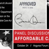 Affordable Care Act panel discussion