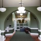 Cypress School Building interior