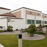 The new Cypress School Building.
