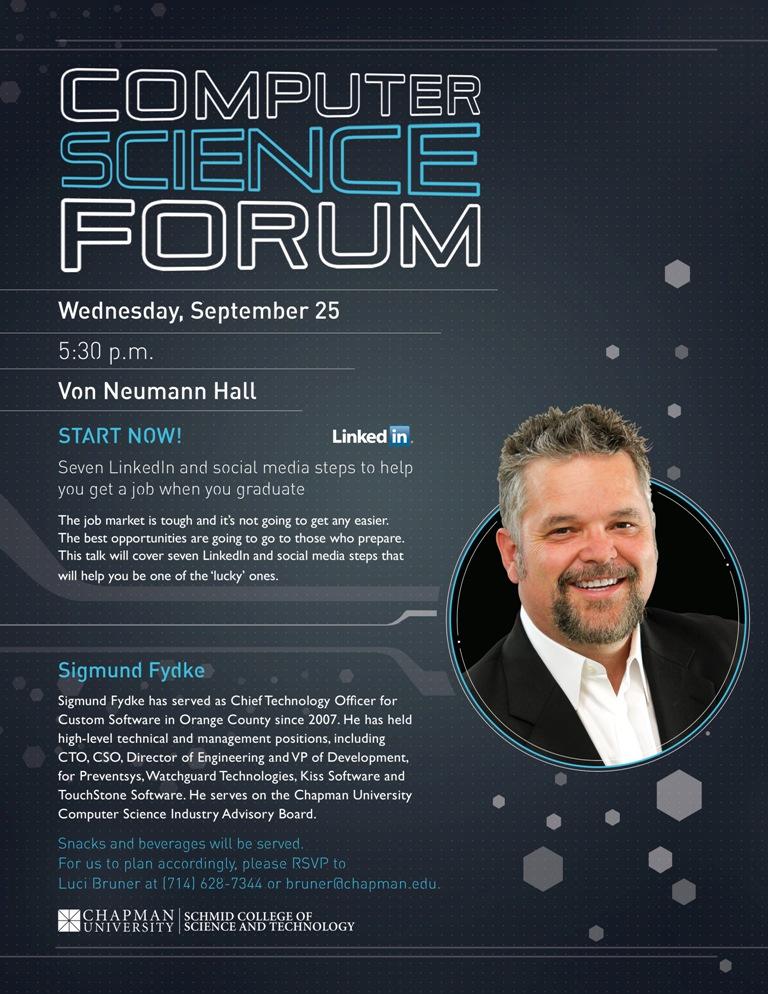 Computer Science Forum