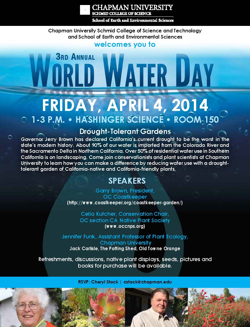 2014 World Water Day