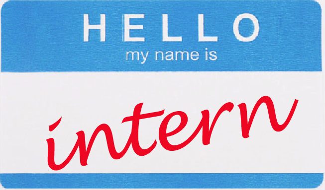 how to intern