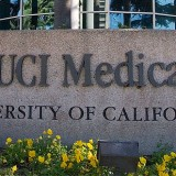 UCI Medical Center building