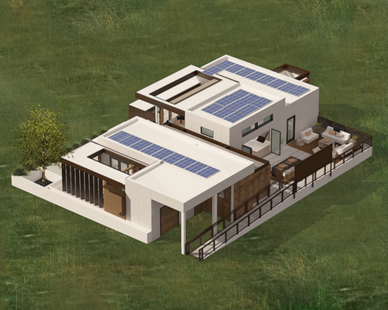 Solar decathlon 2015 and team oc casa del sol a solar for Solar decathlon 2015