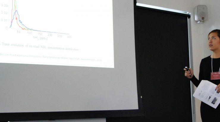 Capstone presentation by Taylor Krause