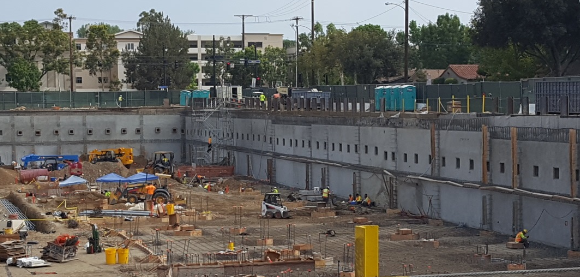 Center for Science and Technology Construction Site Tour