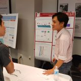 Student Thang Nguyen who works in the Cat (Catalysis) Lab explains their work.
