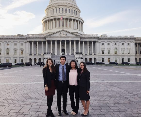Environmental Science & Policy Students Lobby