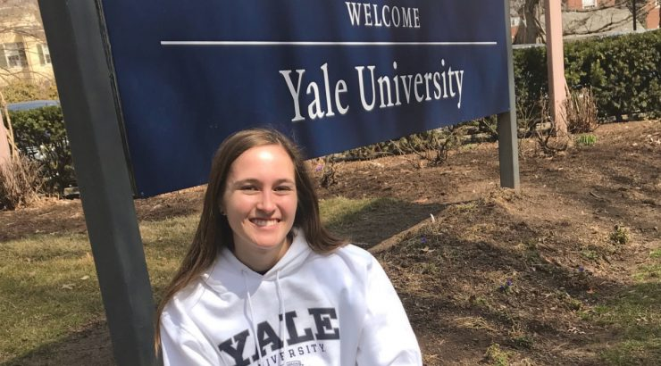 Off to Yale with a NSF Graduate Research Fellowship - Alumni