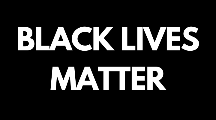 words black lives matter