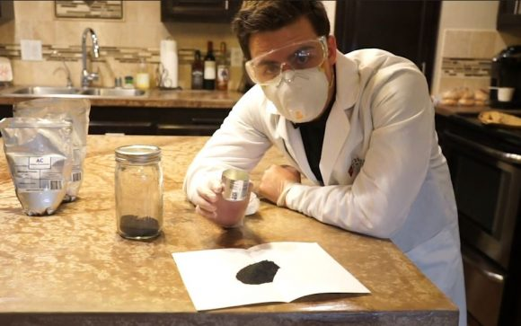 Ty the Science Guy teaching STEM through YouTube Videos