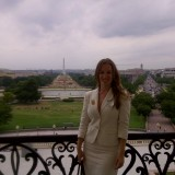 Nicole Antonia Johnson Interning in Washington, D.C.