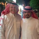 David Dowling and Turki Alshaalan (2)