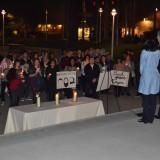 UNC Candlelight Vigil at Chapman University