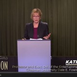 Kathy Heller at SAG talk 3-18-15