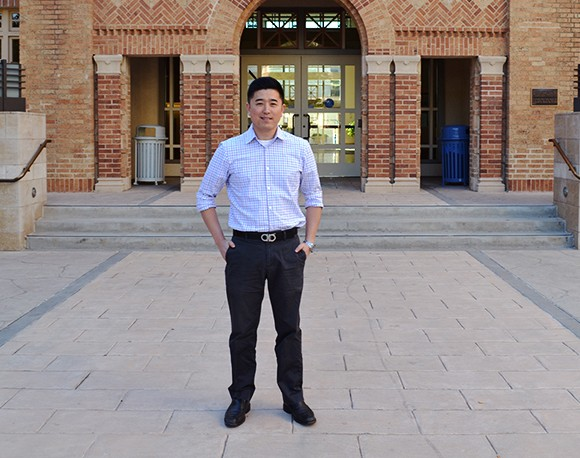 Third Year Fowler Law Student Jonathan Shin Tackles High-Stakes Immigration Case
