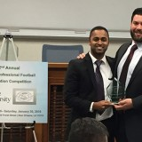 Blog- Professional Football Negotiation Comp - Ashley Daniel, Jeff Farano