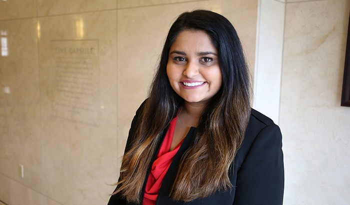 Lakshmi Odedra headshot