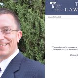 Fowler Law Associate Dean Donald Kochan Publishes in Touro Law Review Symposium on Future Law Review Platforms