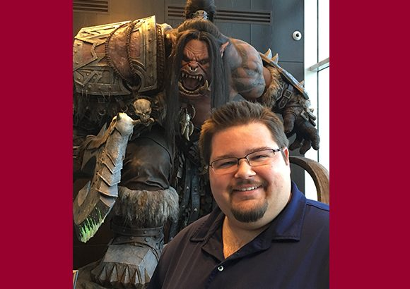 Fowler School of Law Alumnus Parlays Externship into Position at Blizzard Entertainment