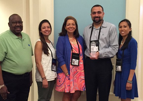 Fowler School of Law Receives Law School Admissions Council Diversity Award
