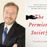 Tim Sandefur with book cover