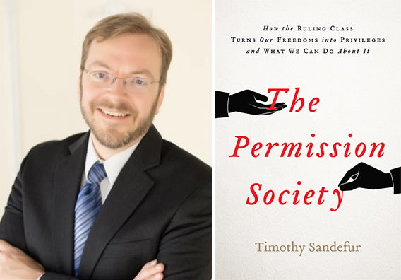 Hugh & Hazel Darling Law Library Presents Timothy Sandefur Alumni Book Talk