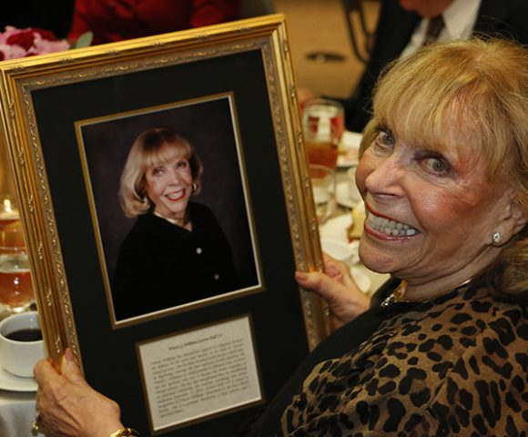 Fowler School of Law Remembers Vibrant Donor