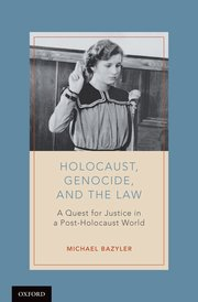 holocaust and the law book cover
