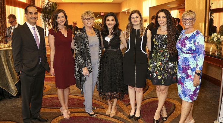 pilf students and honorees
