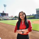 Chapman Law Alumna Finds her Niche as Associate Legal Counsel for Angels Baseball