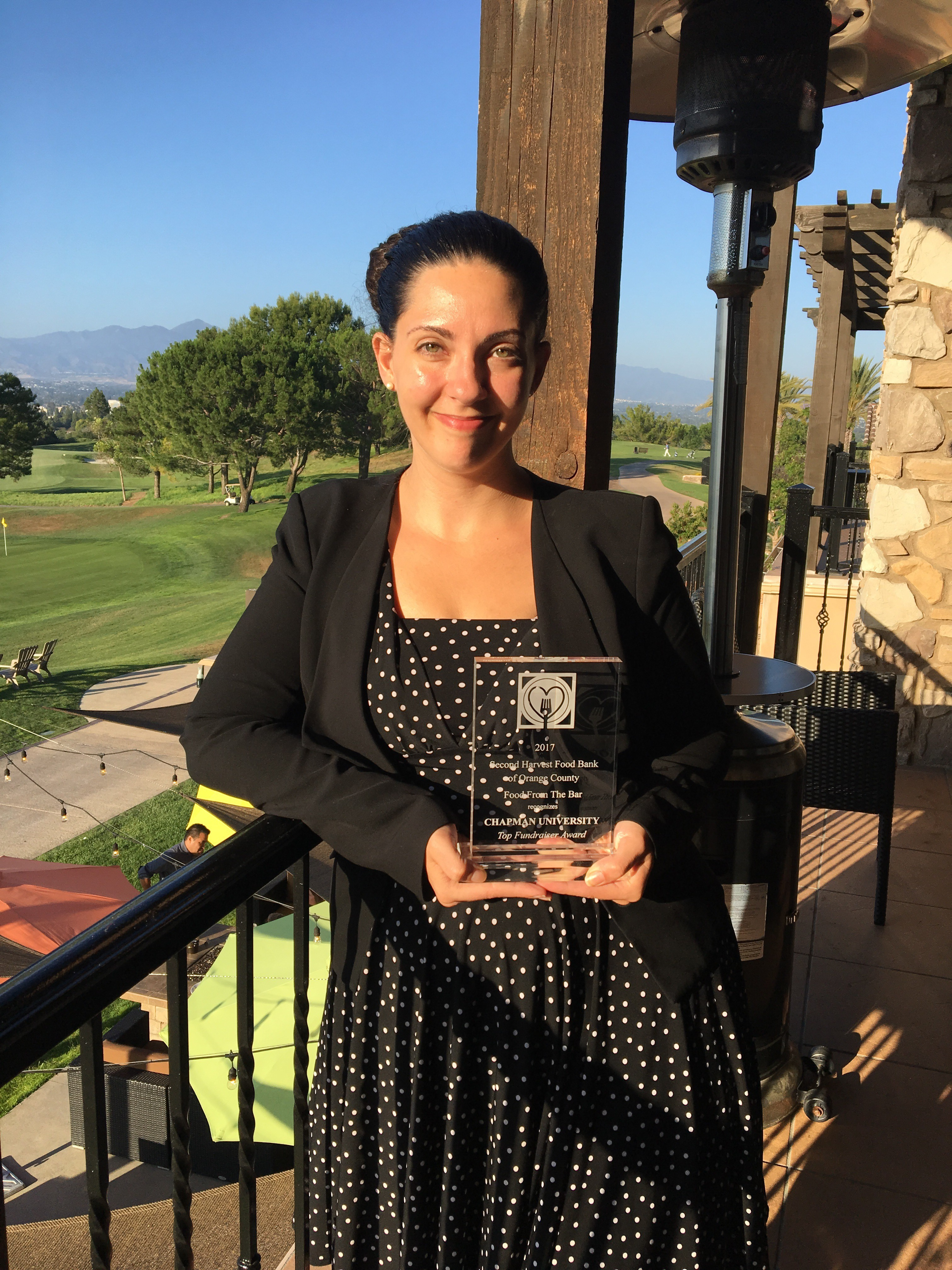 alumna receives award