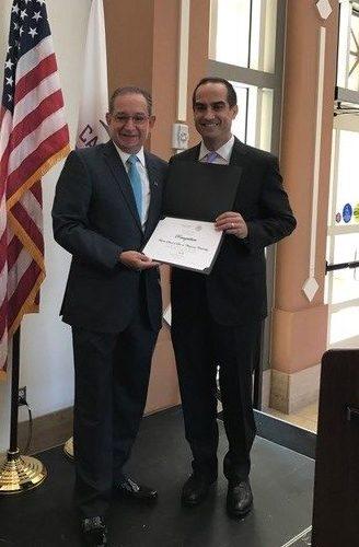 mexican consulate award